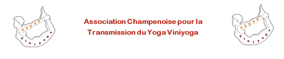ACTYV  Association Champenoise pour la Transmission du Yoga Viniyoga
